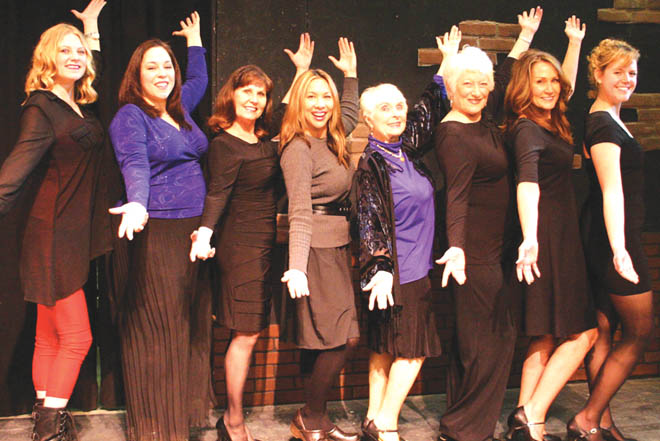 CATS Stages Broadway Broads of Big Bear