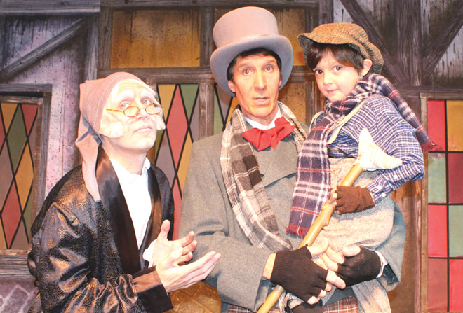 CATS `A Christmas Carol' in Big Bear