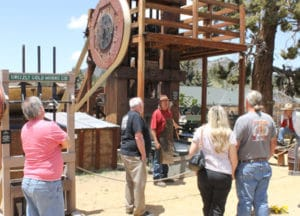 Stamp Mill at Big Bear Museum