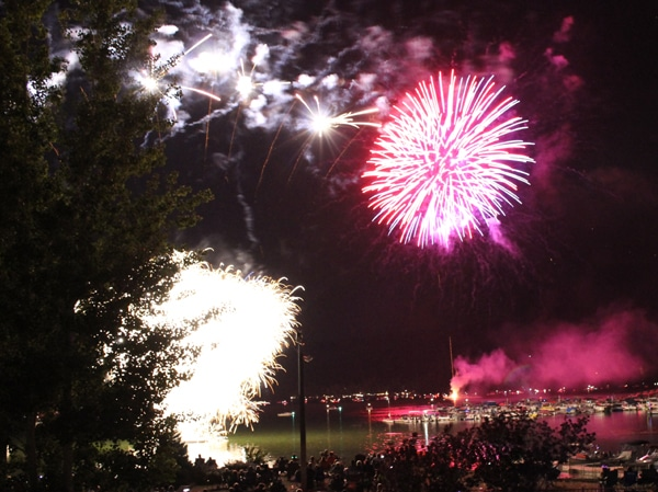 Fireworks, Best View BBQ, Cruises, Crafts Mark July 4th Holiday in Big Bear