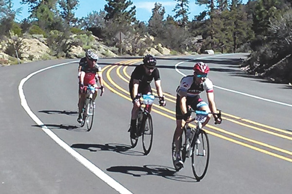 Tour de Big Bear road cycling event