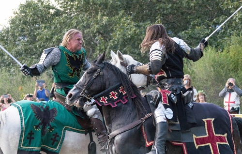 Jousts, Jests at 3 Weekends of 2016 Big Bear Renaissance Faire