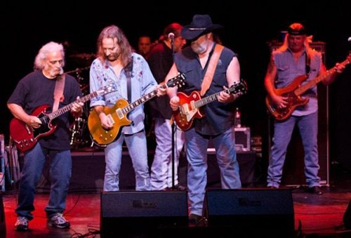 Marshall Tucker Band Closes Out 2016 Music in the Mountains Series