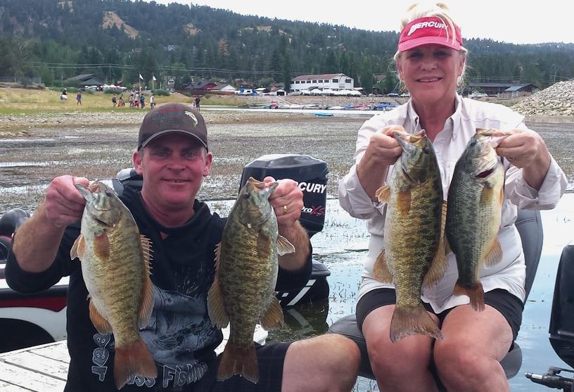 Big Bear Charter Fishing Bass Championship Series