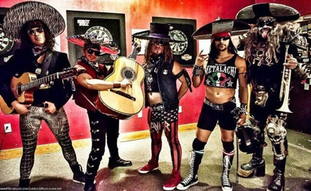 Metalachi comes to The Cave Big Bear