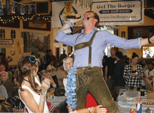 2016 Big Bear Oktoberfest in Full Swing and Polka Through October 29