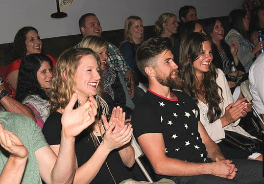Laughs Galore During First Annual Big Bear Comedy Festival