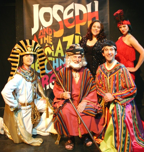 CATS Stages `Joseph and the Amazing Technicolor Dreamcoat' for 11 Shows