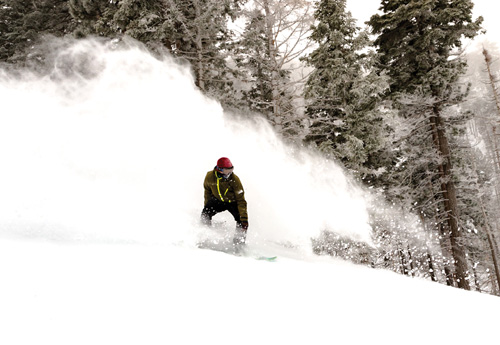 Storms, Snowmaking Get Snow Summit, Bear Mountain Going for 2017 Winter Season