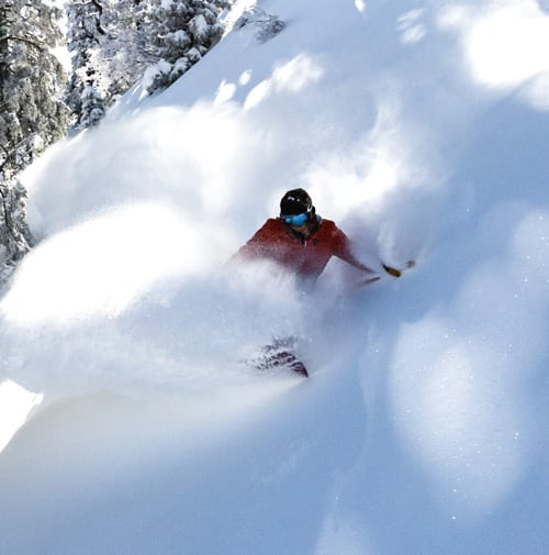 Record January Snow Has Big Bear Resorts Fully Open for Skiing, Snowboarding