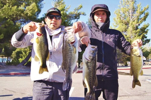 Bass and Trout Tournaments Kick Off 2017 Big Bear Lake Fishing Season