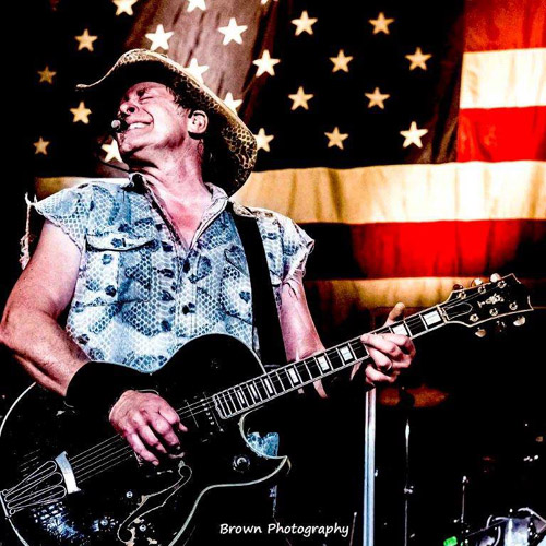 Ted Nugent at The Cave Big Bear