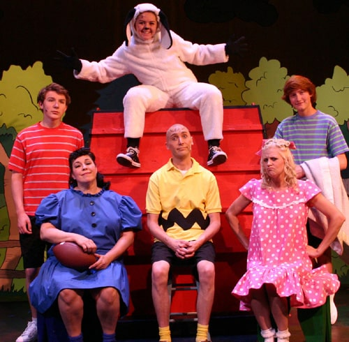 Charlie Brown at Big Bear Performing Arts Center