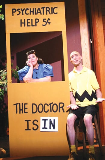 CHarlie Brown at Big Bear PAC