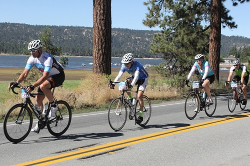 Southern California's Favorite Tour de Big Bear Back With 4 Rides For Cyclists