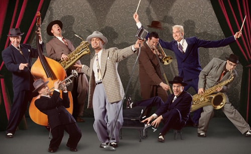 Big Bad Voodoo Daddy, Colin Hay, Tributes to Zeppelin, Cash, More at Cave Big Bear