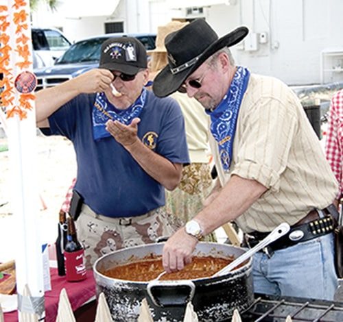 Big Bear Chili Cookoff, Miss Clementine Contest Open 68th Old Miners Days