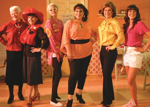 `Broadway Broads' Star in Last CATS Show `Steel Magnolias' for 6 Shows Only