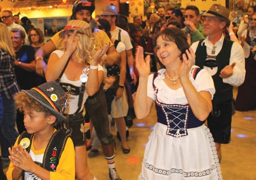 47th Big Bear Oktoberfest Opens September 9-10 For 8 Weekends of Revelry