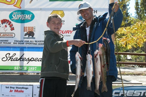 Reel in Bucks, Boats During Big Bear Lake Troutfest, Fall Fishing Festival