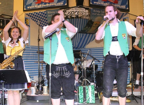 Still 2 German Bands, 1 Local's Night Plus Unplugged at 2017 Big Bear Oktoberfest