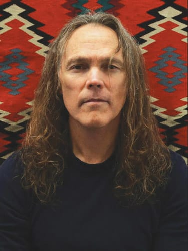 Real `Eagle' Timothy B. Schmit at The Cave Big Bear on Dec. 1