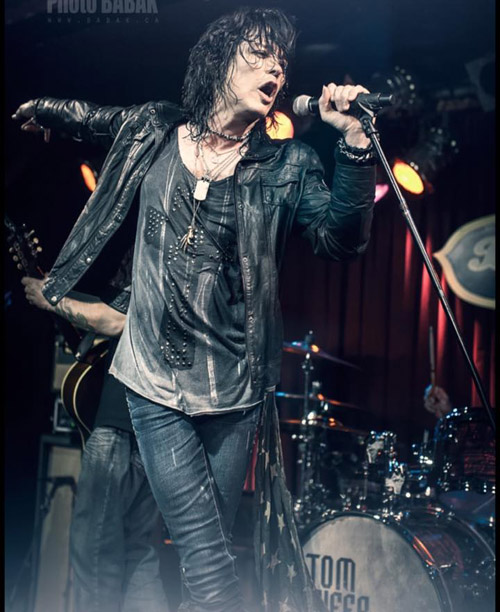 Tom Keifer at Cave Big Bear