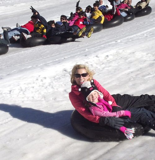 Full Day of Snow Play, Bobsled Rides, More Just $25 on January 25 at Alpine Slide