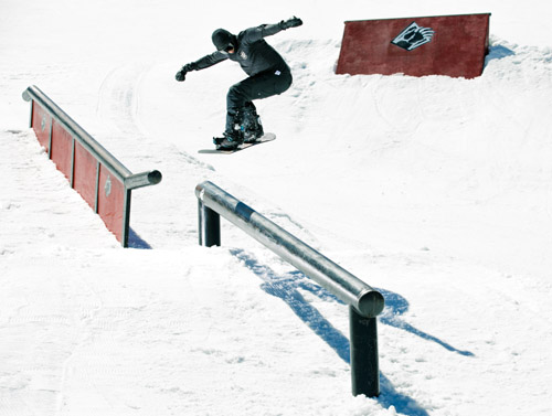 Air & Style Qualifier at Bear