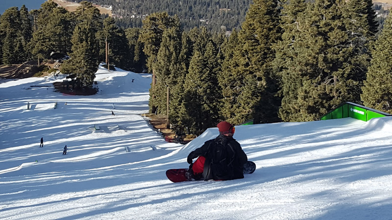 Six Inches of New Snow Have Big Bear Resorts Ready for Holiday Weekend